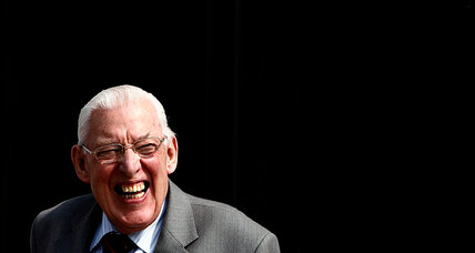 Ian Paisley, a firebrand Unionist who made peace late in life