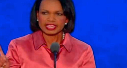 Commish Condi? Drumbeat grows for former Secretary Rice to heal reeling NFL.