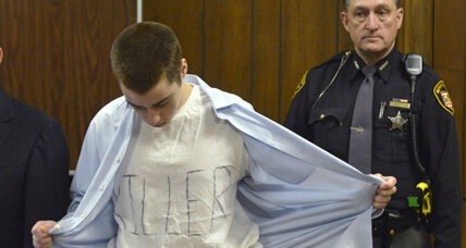 Ohio school shooter captured after prison escape (+video)