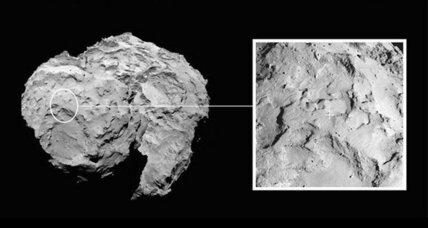 Where will Philae touch down? ESA unveils site for comet lander.