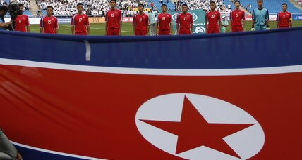 As Asian Games kick off, will North Korea flip its way into S. Korean hearts? (+video)