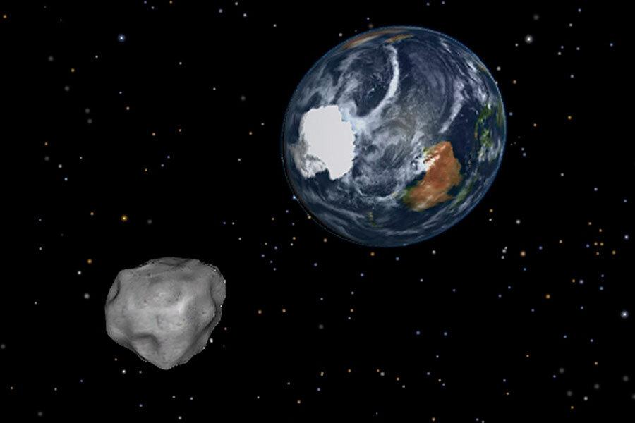 Could we stop an asteroid impact? NASA audit raises doubts ...