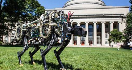 MIT scientists build stealthy robot 'cheetah' (+video)