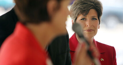 Poll: GOP's Joni Ernst leads in Iowa Senate race. Big, if true (+video)