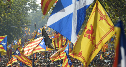 Can Scotland divorce London without alienating the EU? (+video)