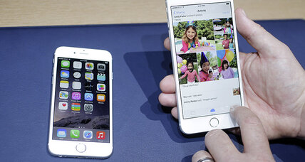 iPhone 6 or iPhone 6 plus: Which are people choosing?
