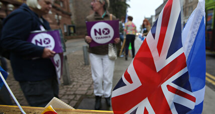 Need a last-minute primer on Scotland's vote? Here's what you should know. (+video)