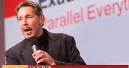 Larry Ellison steps down as Oracle CEO, after 37 years at the helm