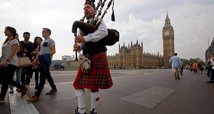Scottish independence vote: It's not all about the Scots (+video)