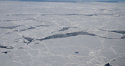 Antarctic ice at record-high growth, Arctic continues to lose