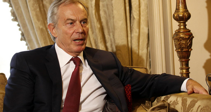 Tony Blair: Soldiers may be needed in Islamic State fight