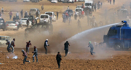 Kurdish crisis: As masses seek refuge in Turkey, fighters rush back to Syria (+video)