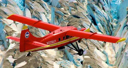 Why is NASA flying planes over Alaska?