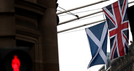 Scots seek more power after 'No' vote – but what about the English?