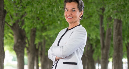 Climate change summitry's force of nature: Christiana Figueres