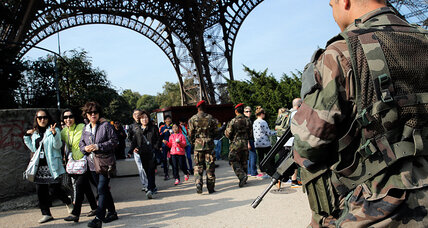 France talks tough on Islamic State, but is the public on board?