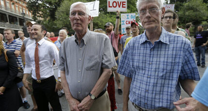 Louisiana judge rules state marriage ban 'unconstitutional'