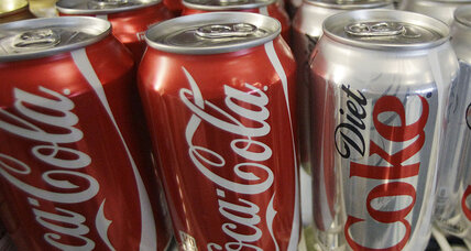 Soda makers pledge to cut calories 20 percent by 2025. Too little, too late?