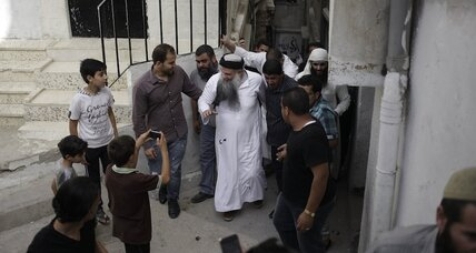Abu Qatada: Britain says radical cleric can't come back after acquittal in Jordan