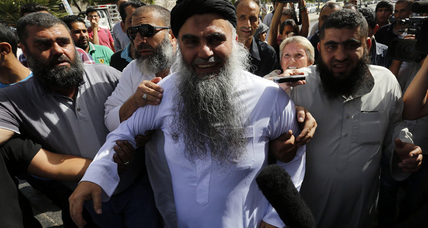 Jordan acquits radical, pro-Al Qaeda cleric of terror charges (+video)