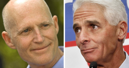 TV spending soars as Fla. governor's race remains too close to call (+video)