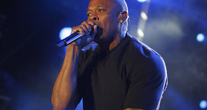 Dr. Dre not a billionaire, but still the richest rapper