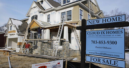 New home sales surge to six-year high, renewing hope for the market