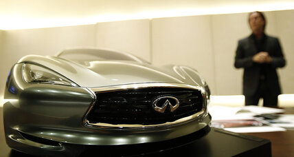 China luxury car market presents a new challenge for Nissan and Infiniti