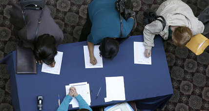 Jobless claims rise 12K, but it's good news for the labor market (+video)