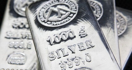Silver prices hit 4-year low as US dollar soars