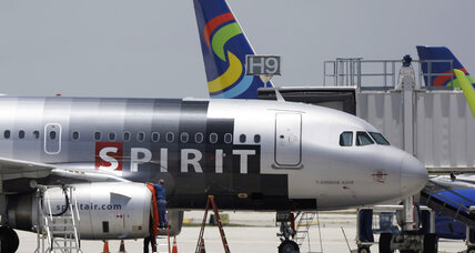 Spirit Airlines will raise checked baggage fees for the holidays