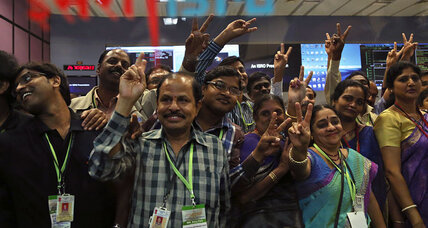 India reaches Mars: Why it matters (+video)