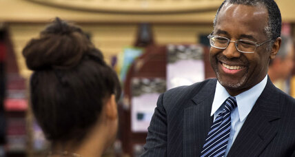 Ben Carson for president? Why a nonpolitician won't win.