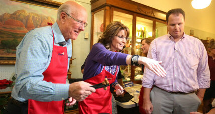Can Sarah Palin save Pat Roberts in tight Kansas Senate race?