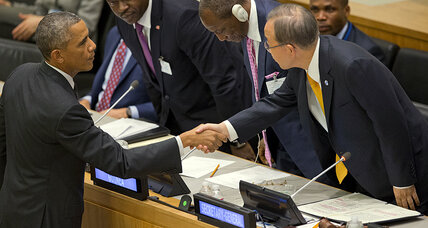 Why UN wasn't a doormat on Islamic State and climate change this week (+video)