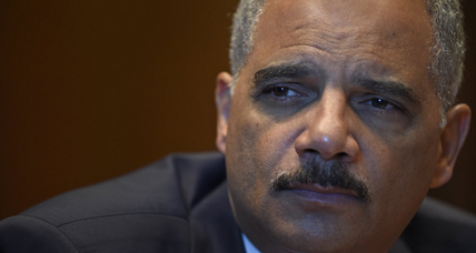 Eric Holder resigning as US attorney general