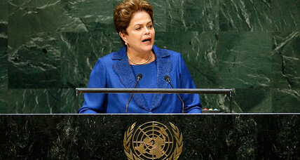 No 'devil' at UN summit, but Latin American leaders have lots to say (+video)