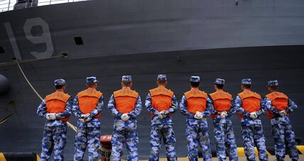 Why China stays out of Islamic State fight, for now