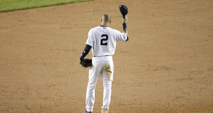 Derek Jeter: king of the Bi-racial Age