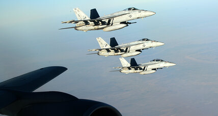 Islamic State: US-led coalition hammers oil targets as it awaits new members