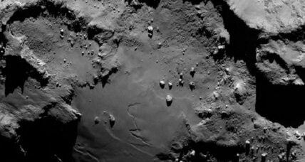 Rosetta orbiter has a date with history on Nov. 12