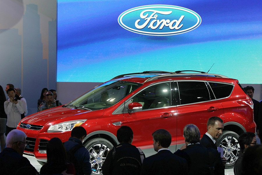 Ford Recalls  Vehicles With Airbag Defects Is Yours On The List