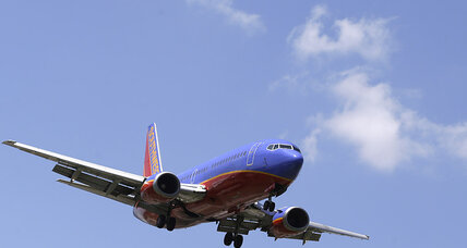 Southwest Airlines experiments with renewable jet fuel from forest waste