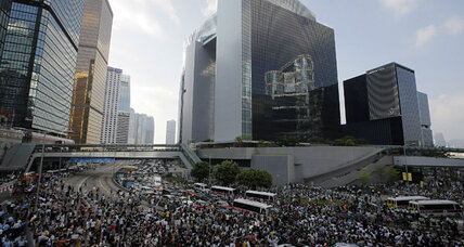 Hong Kong protests 101: What's behind the city's turmoil? (+video)