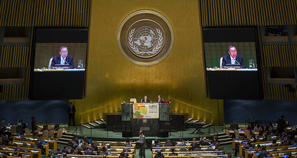 UN Climate Summit: Lots of talk, little action