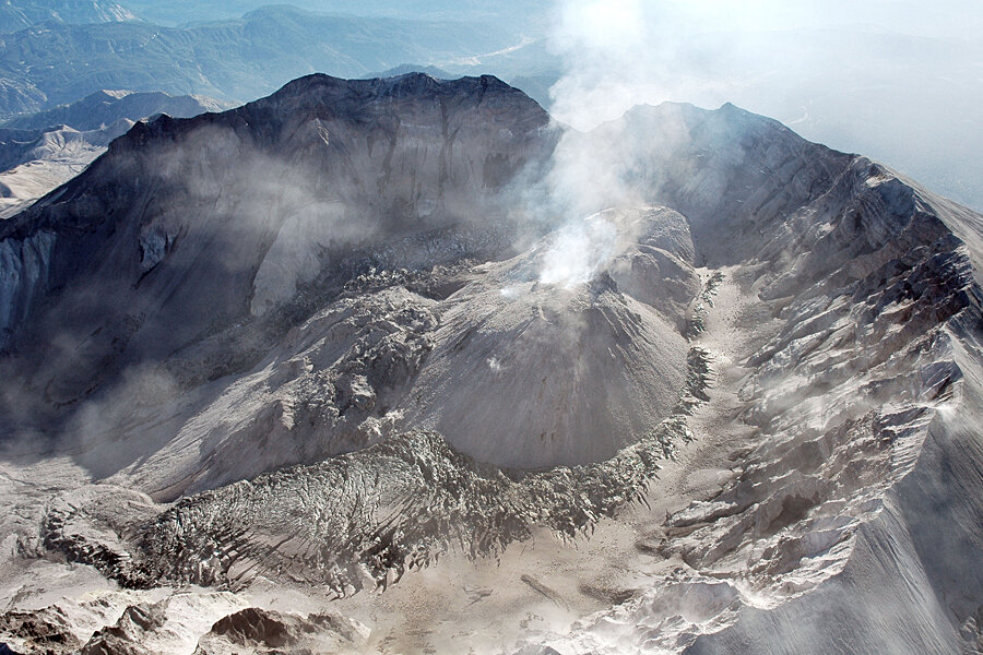 Mt. St Helens: Is it ready to erupt again? - CSMonitor.com