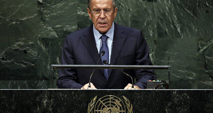 Lavrov suggests a 'reset' with West. Does Russia mean it this time?