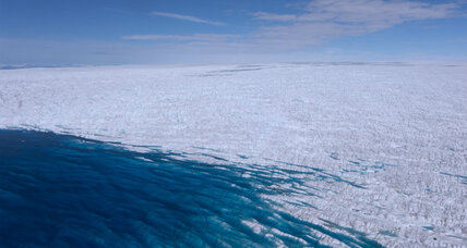 Will Greenland's ice sheet slide into the sea?