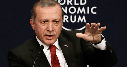 Turkey President Erdogan says women are not equal to men (+video)
