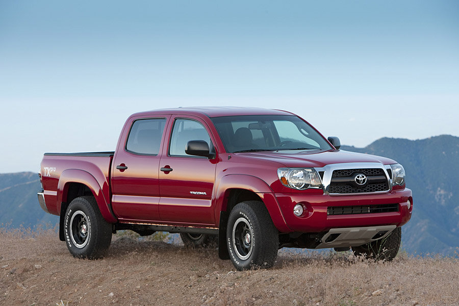 Toyota recall includes 690,000 Tacoma pickups from 2005-2011 ...